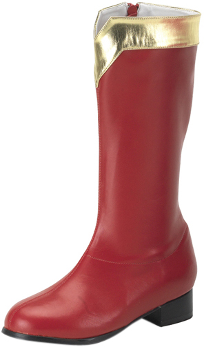Child's Super Girl Boots