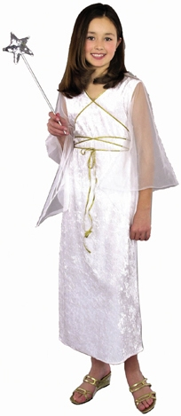 Child's Angel Gown Costume