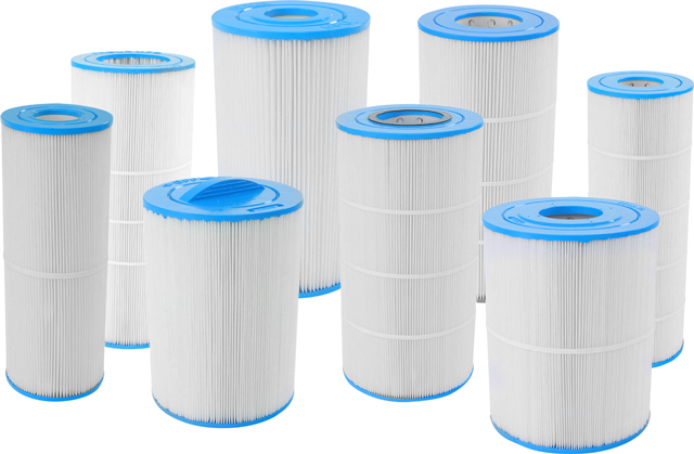 Waterway In-Line 40 Pool Filter Cartridge C-4339
