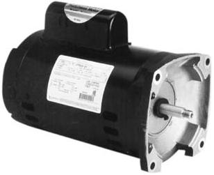 Pentair Superflo Pump Motor 2HP 2-Speed