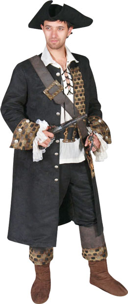 Pirate Theater Costume