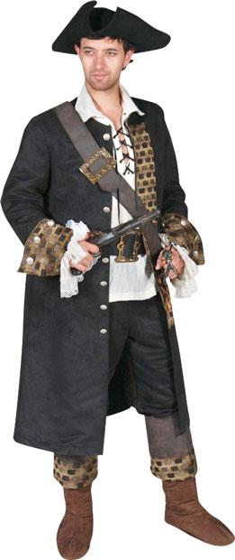 Pirate Theater Plus Size Costume