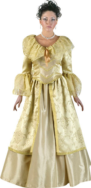 Plus Size Women's Victorian Historical Costume