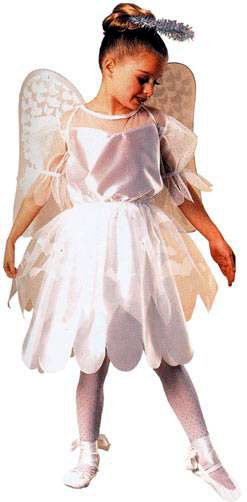 Toddler Angel Dress Costume