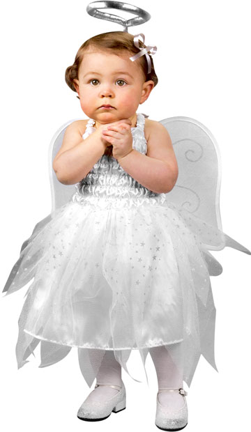 Toddler Precious Angel Costume