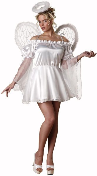 Heavenly Body Angel Costume