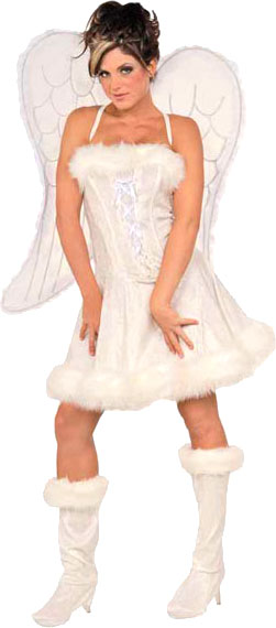 Heavenly Angel Dress Costume