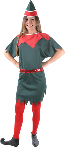 Female Elf Costume