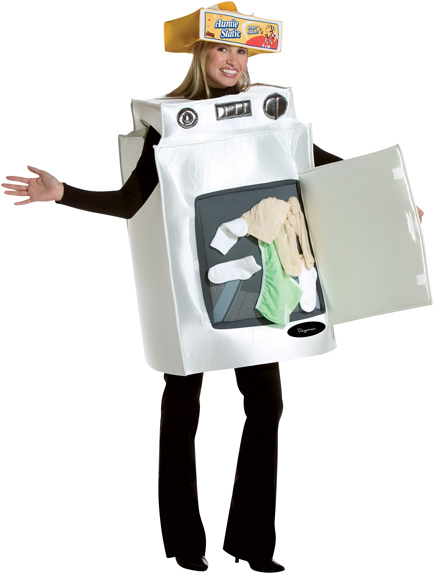 Adult Dryer Costume