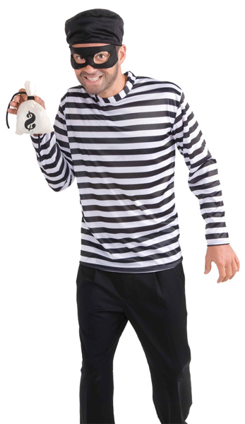 Adult Cat Burglar Costume