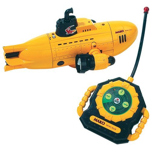 Radio Control Yellow Submarine