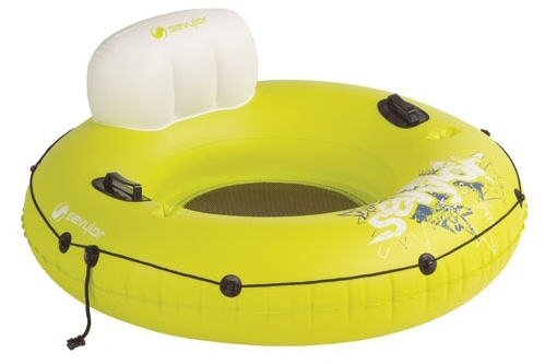 Sevylor Mesh Seat Inflatable River Tube 54""