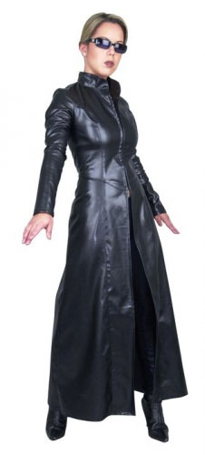 Women's Matrix Costume