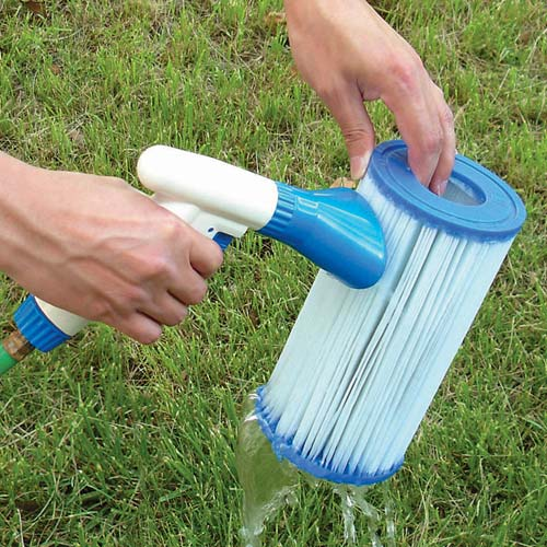 Bestway Pool Filter Cartridge Cleaning Tool