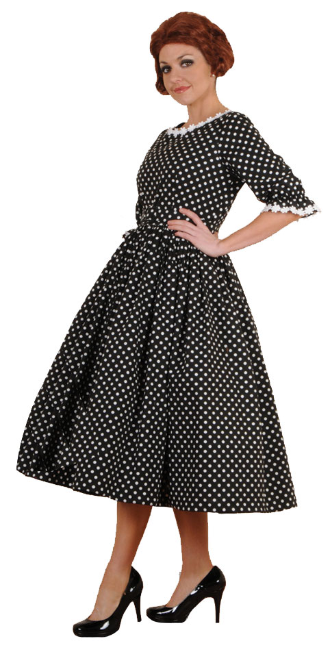Classic 50s Lucy Dress