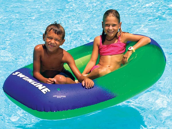 """60"""" Inflatabe Kids Boat"""