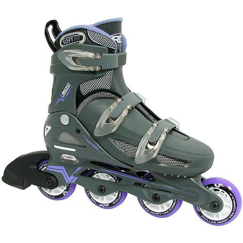 Roller Derby V500 Women's Adjustable Inline Skates