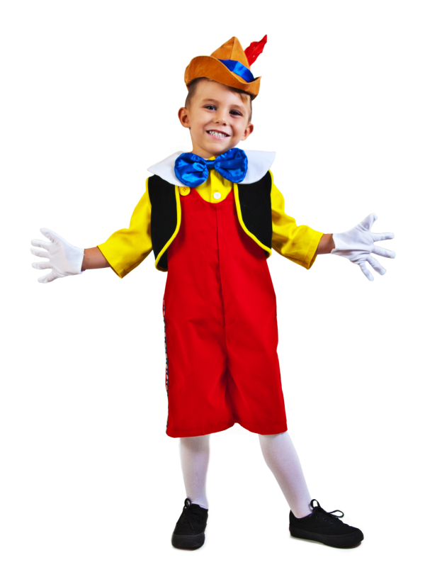 Toddler Pinocchio Complete Costume