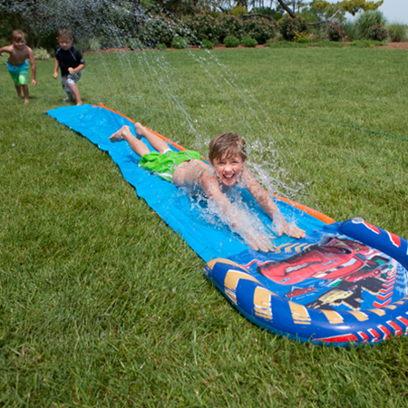Cars Lawn Water Slide