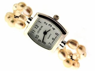 Classic Pearl Watch