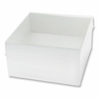 Clear Display Gift Box  3.5 X 3.5 X 1 7/8