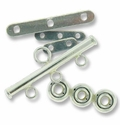 Sterling Silver Spacer Bars