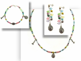 Easter Parade Jewelry Set