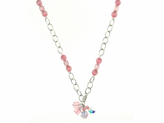 Pink Fantasy Necklace
