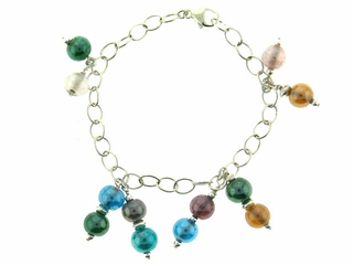 Colorful Bubbles Bracelet