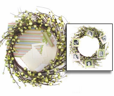 Wreath PhotoDecor Kit