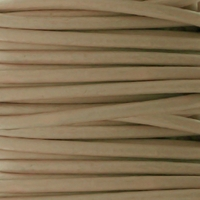 2mm Taupe Cowhide Leather Cord 5 Meters