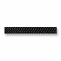 Poly Nylon Bead Cord No. 02 Black