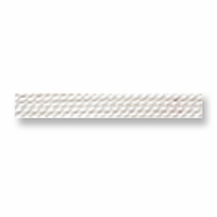 Poly Nylon Bead Cord No. 06 White
