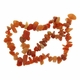 Red Aventurine Medium-Large Chip Beads (15 Inch Strand)