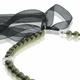 Ana's Swarovski Pearl and Black Ribbon Design Kit