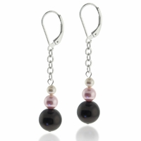 Neopolitan Dreams Swarovski Pearl Earring Kit