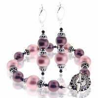 Wine and Roses Jewelry Design Kit