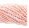 Pink 1-2.5mm Freshwater Potato Pearl Bead Strand