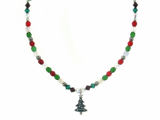 Magic Christmas Necklace