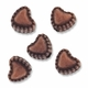 Antiqued Copper Beaded Heart Beads (5PK)