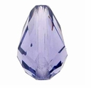 Majestic Crystal® Tear Drop Violet 11x8mm Faceted Crystal Beads (12PK)
