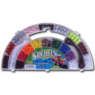Sports Beads Party Pak Kit