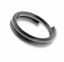 Gun Metal Plated 5mm Split Rings (20PK)