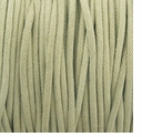 Lt. Khaki 2mm Waxed Cotton Craft Cord (1YD)