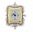 2-Tone Picture Frame Watch Face