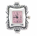 Pink Picture Frame Watch Face