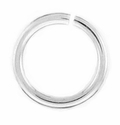 Sterling Silver Open Jump Rings