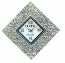 Large Diamond Crystal Austrian Crystal Watch Face