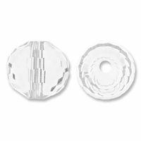 Majestic Crystal®  Crystal 8mm 96-Facet Round Crystal Beads (12PK)