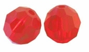 Majestic Crystal® Ruby Fire 6mm Faceted Round Crystal Beads (24PK)